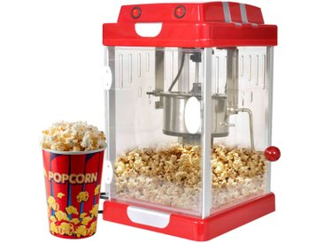 Machine à pop corn professionnelle 2,5 Onces - vidaXL