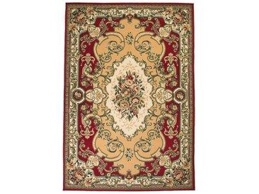 Tapis oriental Design Persan 180 x 280 cm Rouge / Beige - vidaXL