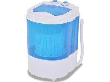 Mini machine à laver à cuve unique 2,6 kg - vidaXL