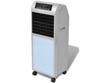 Refroidisseur d'air 120 W 8 L 385 m³/h  37,5 x 35 x 94,5 cm - vidaXL