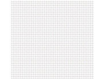 Panneau de grillage serti Acier inoxydable 100x85 cm 31x31x3 mm - vidaXL
