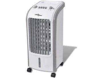 Refroidisseur d'air 80 W 5 L 270 m³/h 25 x 26 x 56 cm - vidaXL