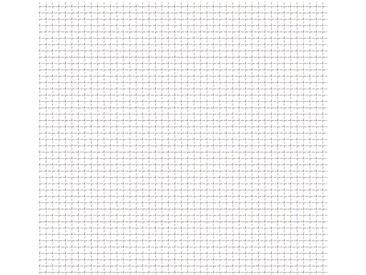 Panneau de grillage serti Acier inoxydable 100x85 cm 11x11x2mm - vidaXL