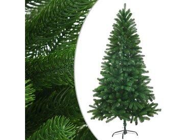 Arbre de Noël artificiel Aiguilles réalistes 150 cm Vert - vidaXL