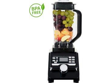 Mélangeur alimentaire numérique LCD 1400 W 2 L sans BPA - vidaXL