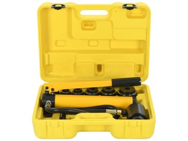 Pince à sertir hydraulique 22-60 mm - vidaXL