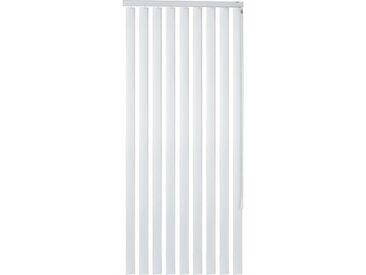 Store vertical Blanc PVC 180 x 250 cm - vidaXL