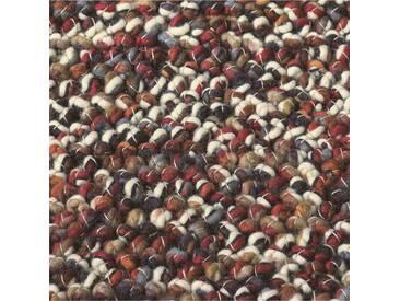 Brink & Campman Tapis en laine Marble Rouge 140x200 cm - Tapis nature