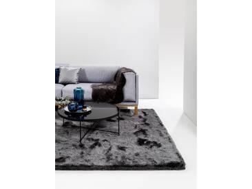 Tapis shaggy à poils longs Whisper Anthracite 140x200 cm - Tapis doux pour salon