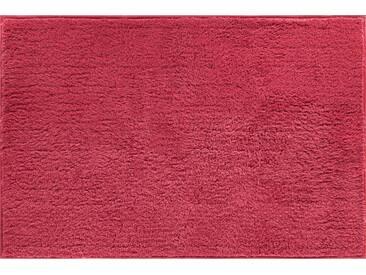 Grund Tapis de Bain Manhattan Rouge 80x140 cm - Tapis pour salle de bain