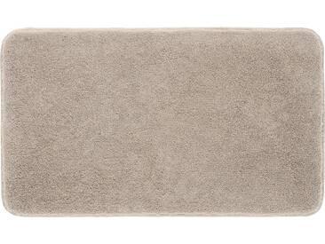 Grund Tapis de Bain Lex Taupe 60x100 cm - Tapis pour salle de bain