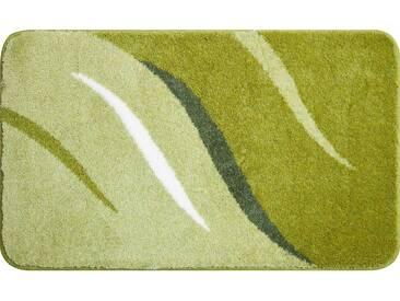 Grund Tapis de Bain Wings Vert 80x140 cm - Tapis pour salle de bain