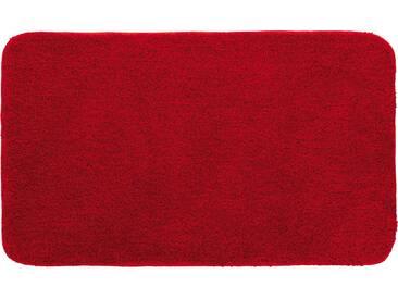 Grund Tapis de Bain Lex Rouge 80x140 cm - Tapis pour salle de bain