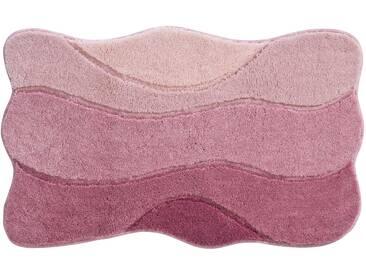 Grund Tapis de Bain Curts Rose 70x120 cm - Tapis pour salle de bain