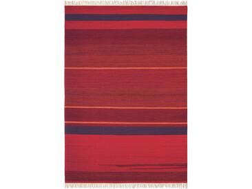 Brink & Campman Tapis en laine Kashba Delight Rouge 200x280 cm - Tapis nature