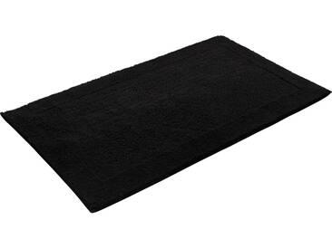 Grund Tapis de Bain Luxor Organic Cotton Anthracite 60x100 cm - Tapis pour salle de bain