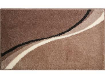 Grund Tapis de Bain Luca Marron 60x100 cm - Tapis pour salle de bain