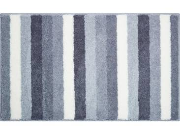 Grund Tapis de Bain Barcelona Gris 80x140 cm - Tapis pour salle de bain