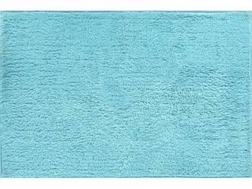 Grund Tapis de Bain Manhattan Turquoise 80x140 cm - Tapis pour salle de bain