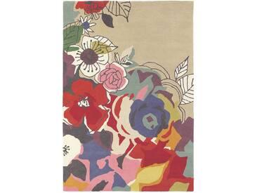 Brink & Campman Tapis en laine Estella Ballad Multicouleur 140x200 cm - Tapis nature