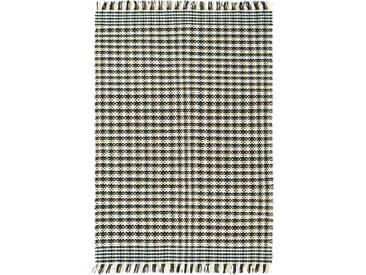 Brink & Campman Tapis tisséàplat Atelier Coco Multicouleur/Beige 140x200 cm - Tapis design moderne pour salon