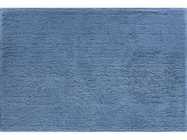 Grund Tapis de Bain Manhattan Bleu 80x140 cm - Tapis pour salle de bain
