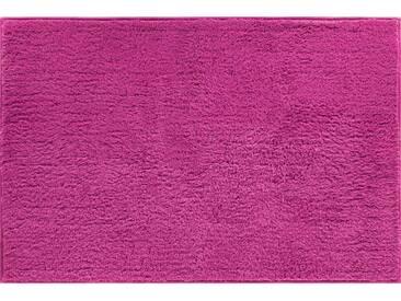 Grund Tapis de Bain Manhattan Fuchsia 80x140 cm - Tapis pour salle de bain
