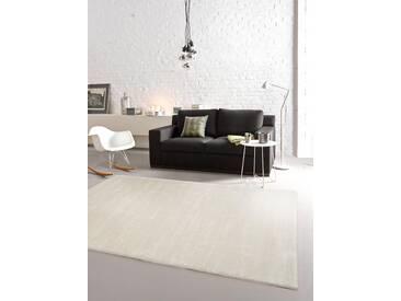Tapis poil ras Opus Cosiness Beige 240x340 cm - Tapis poil court design moderne pour salon