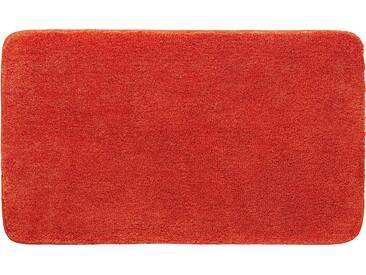 Grund Tapis de Bain Lex Orange 80x140 cm - Tapis pour salle de bain
