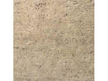Brink & Campman Tapis en laine Yeti Marron 140x200 cm - Tapis nature
