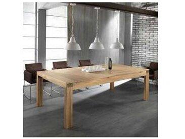 Table de billard moderne en bois massif Lexus, design moderne