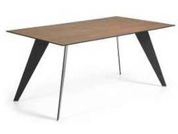 Table en céramique de design moderne Paride, 180x100 cm
