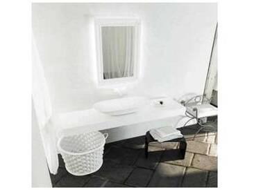 Lavabo à poser design moderne Taormina Maxi, fabriqué en Italie