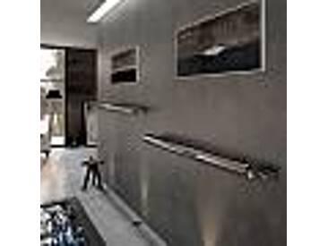 Radiateur chromé de design moderne Cilistyle