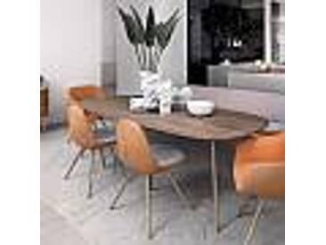 Rosenthal Interieur Mellow table de design moderne en bois massif