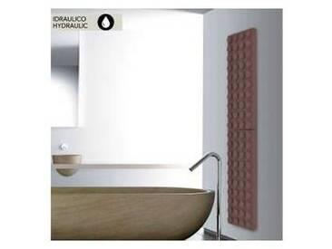 Radiateur décoratif à eau chaude Brick fait en Italie par Scirocco H