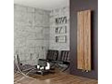 Radiateur à eau chaude avec cache-radiateur en bois Woodstyle