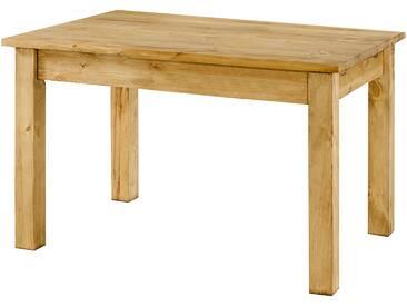 Table Repas Pin Massif 120x80 Cm Allonges En Option Terroir - Grenier Alpin