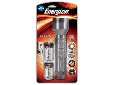 Lampe torche led Energizer Metal 2D - portée 48 m