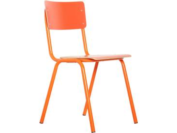 Lot de 4 Chaises design back to school - déco zuiver