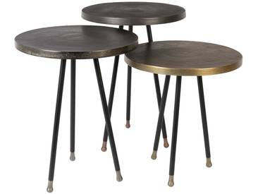 Set de trois tables dappoint Alim