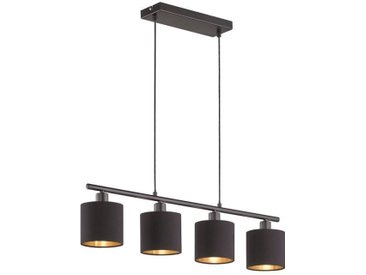 Suspension 4 lampes Tommy
