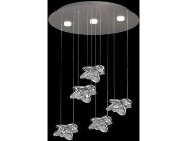 Lustre led Nido 5 + 4 Lampes LED