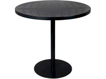 Table verre et métal Albert Garden