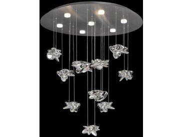 Lustre led Nido 10 Lampes + 4 lampes