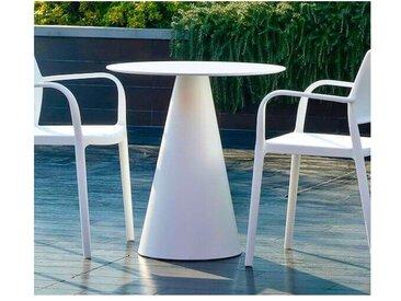 Table Ikon blanche