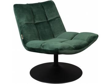 Fauteuil Lounge vert