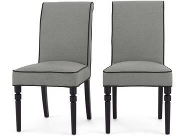 Hoverton, lot de 2 chaises, gris marne