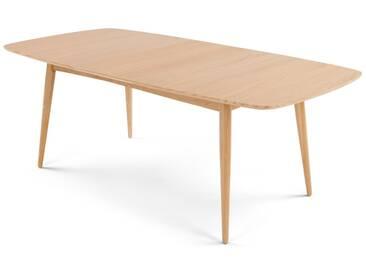 Deauville table à rallonges, chêne