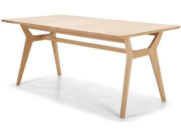 Jenson table à rallonges, chêne